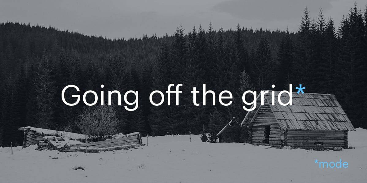 off-the-grid-mode