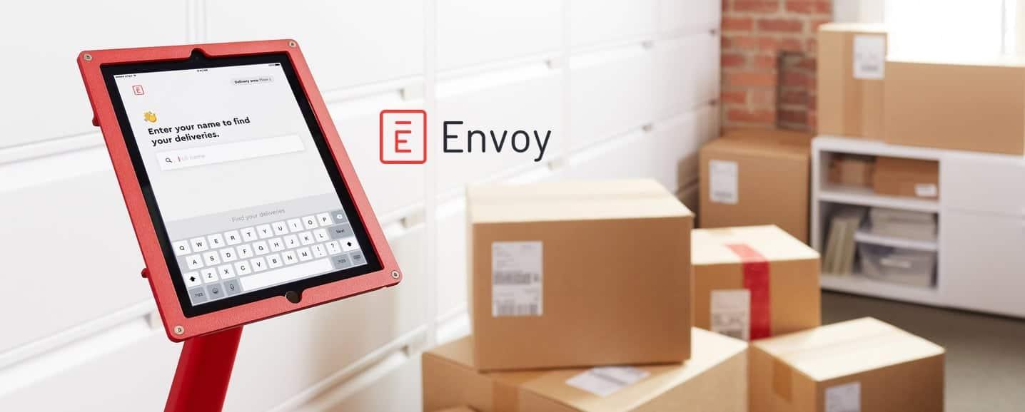Envoy marketing graphic.