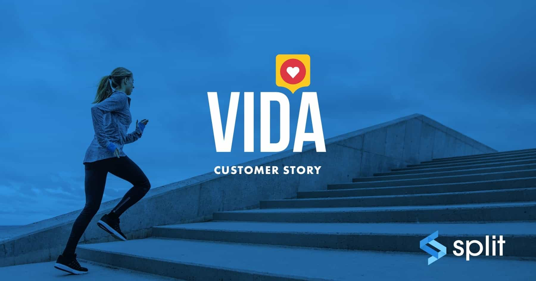 Thumbnail for New Customer Story: Vida Health Realizes 4x Increase in Release Velocity