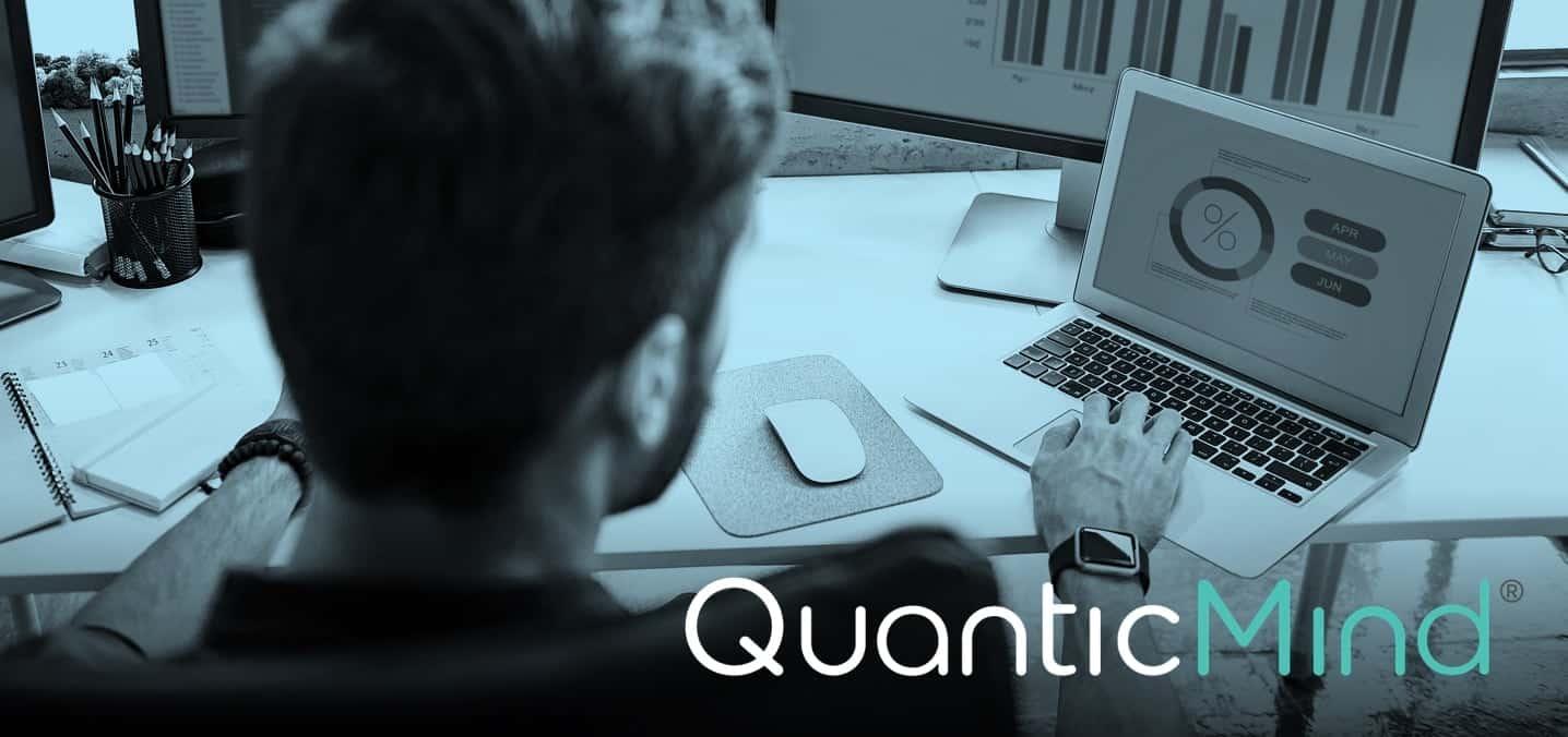 QuanticMind promotional image.